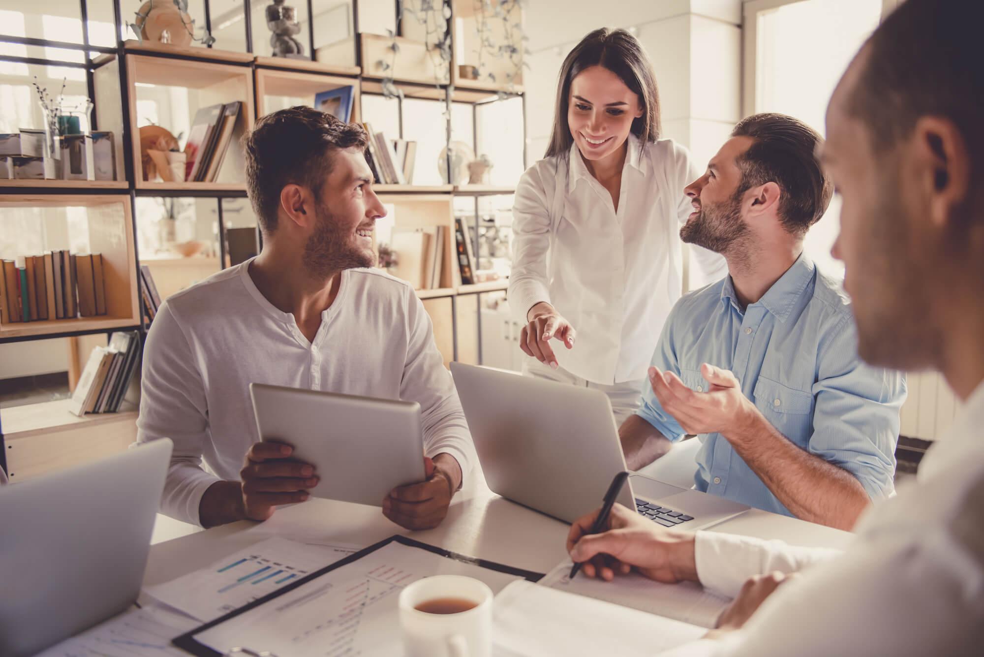 Entenda a importância da gestão de pessoas no ambiente empresarial