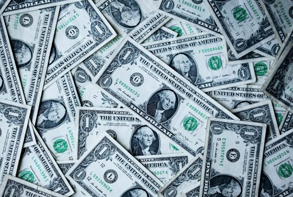 O dinheiro vai acabar?
