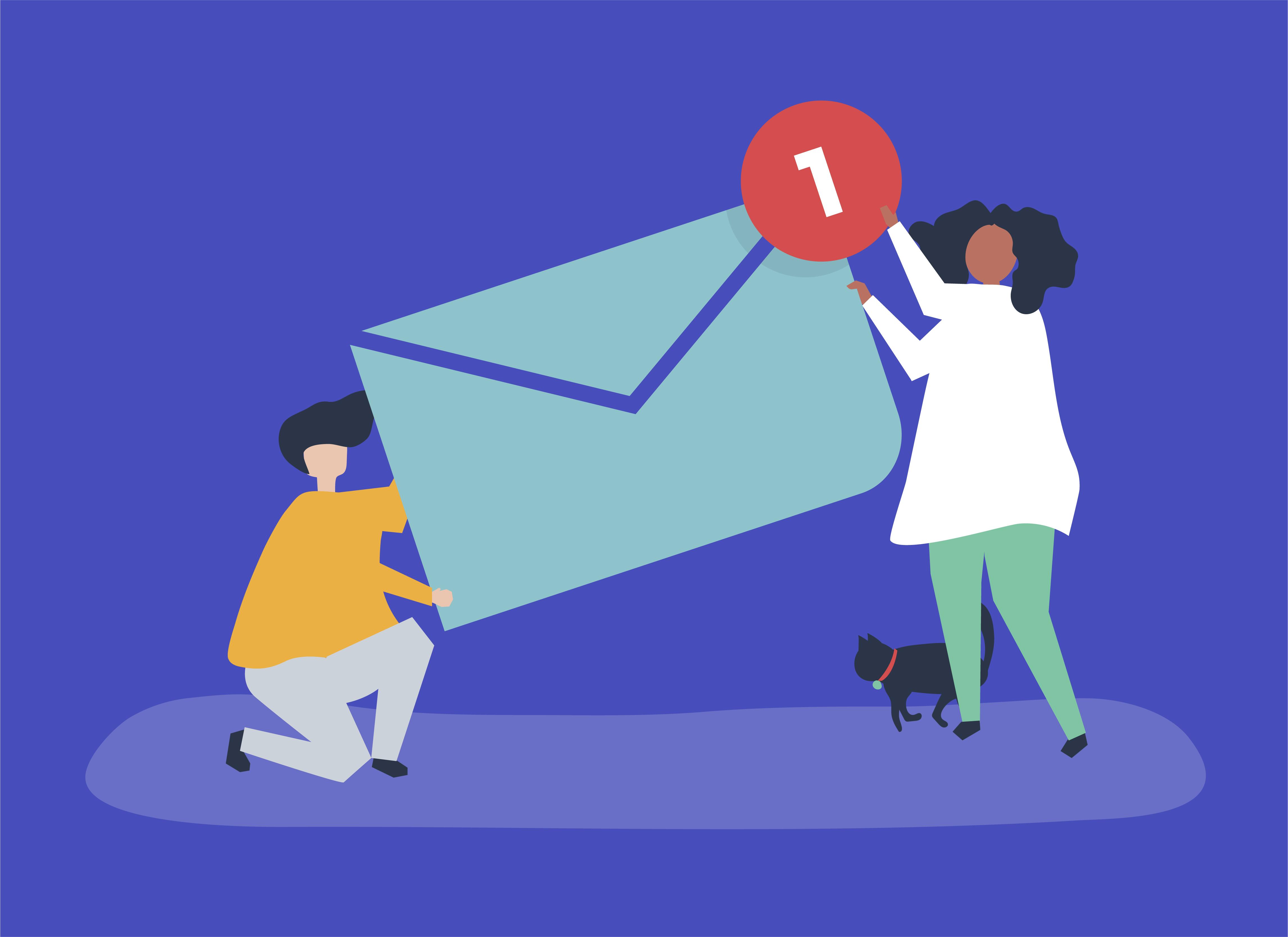 Como e quando enviar uma carta de cobrança?
